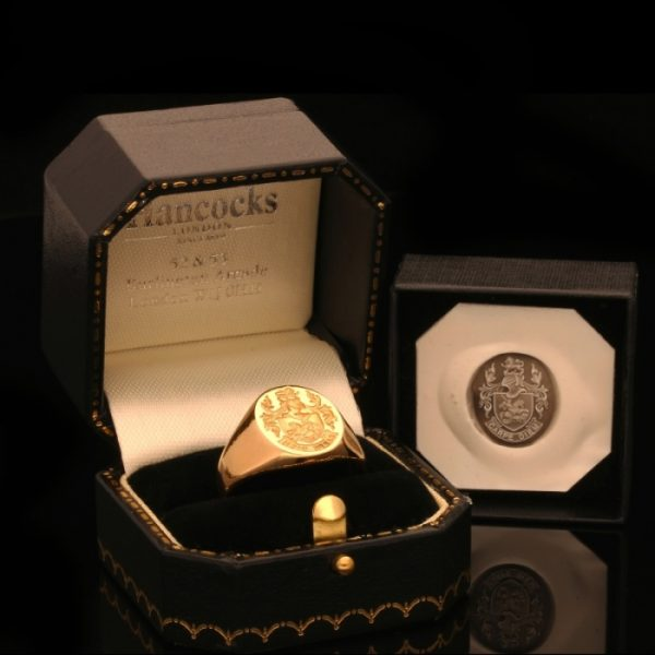 Hancocks Signet Rings