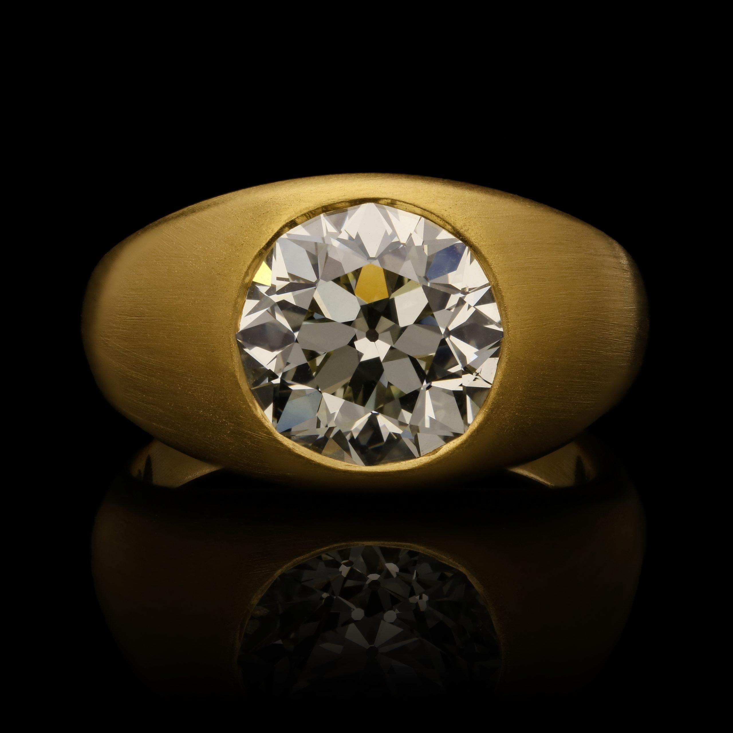 Antique Diamonds and Why We Love Them