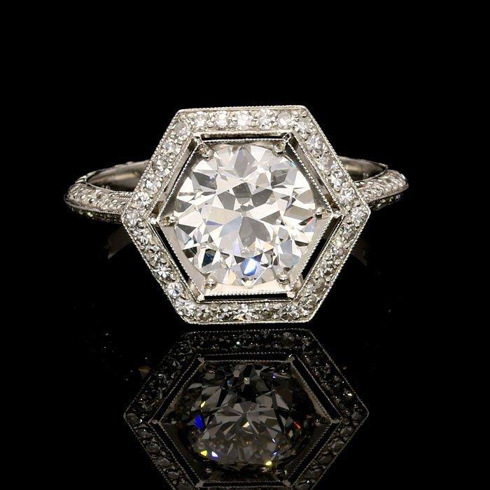 Old European Brilliant Cut Diamonds
